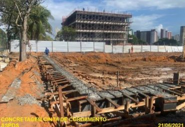 construction of the Integrated Center for Public Security